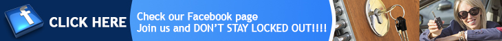 Join us on Facebook - Locksmith Escondido